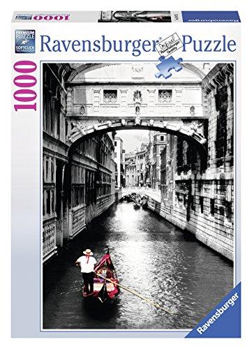 ravensburger-19472-puzzle-1000-pezzi-venezia-in-bianco-e-nero-cartone