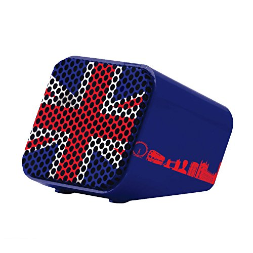 Lexibook BT011UK - Altoparlante Bluetooth England