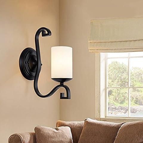 FEI&S lampada specchietto retrovisore regolabile lampada frontale moderna luce di rame lampada da parete #2F