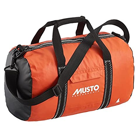 MUSTO - Sac Marin Small CarryAll - Fire orange