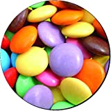 Fellowes 5881203 Tappetino Mouse Brite Pad, Smarties