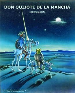 DON QUIJOTE DE LA MANCHA - II   Comic Book de [S.L. Romagosa International Merchandising]