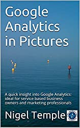 Google Analytics in Pictures: A quick insight into Google Analytics: ideal for service based business owners and marketing professionals (English Edition)
