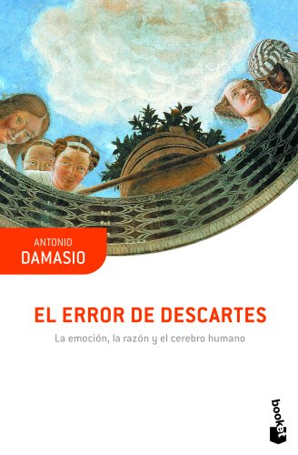 El Error De Descartes (Booket Ciencia)