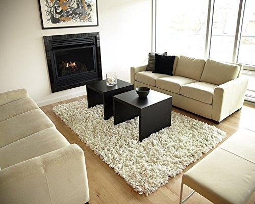 ANOV Handmade Cottion paper carpet rugs -3x5 feet