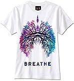 Lilith T-Shirt Breathe Lungs Tree of Like Hamsa ESOTERIK Yoga Hand DER Fatima, XL
