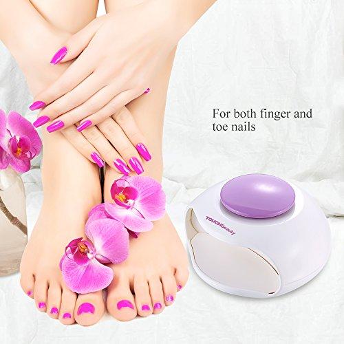 touchbeauty tb 0889a elektrischer uv licht nageltrockner led lampe f r nagellack und nagelgel. Black Bedroom Furniture Sets. Home Design Ideas