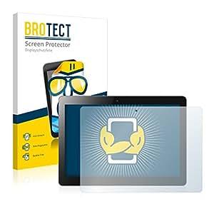 2x BROTECT Film Protection Lenovo MIIX 300 10 Protection Ecran - Transparent, Anti-Trace
