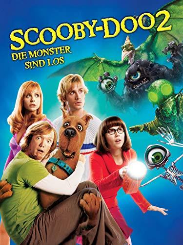 Scooby-Doo 2 - Die Monster sind los (Der Monster Film)