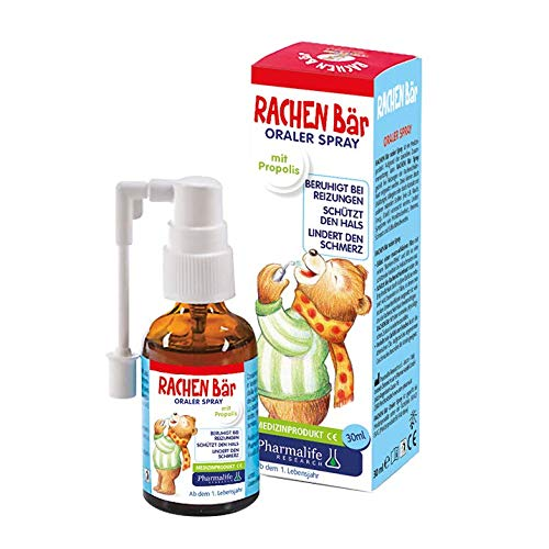 Pharmalife Research Rachen-Bär Spray, 77 g -