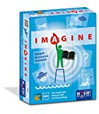 Huch & Friends 879493 - Imagine, Kartenspiel