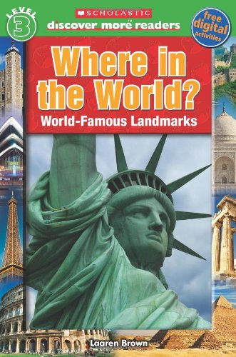 Where in the World? (Scholastic Discover More Readers. Level 3)