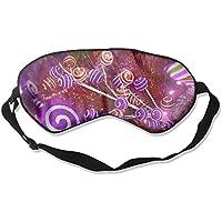 Eye Mask Eyeshade Colorful Lollipop Sleeping Mask Blindfold Eyepatch Adjustable Head Strap preisvergleich bei billige-tabletten.eu