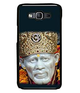 fiobs Lord Sai Baba Designer Back Case Cover for Samsung Galaxy On5 Pro (2015) :: Samsung Galaxy On 5 Pro (2015)
