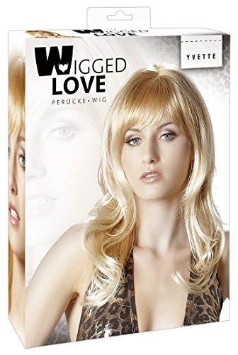 Kostüm Rollentausch - Wigged Love Perücke Yvette rotblond