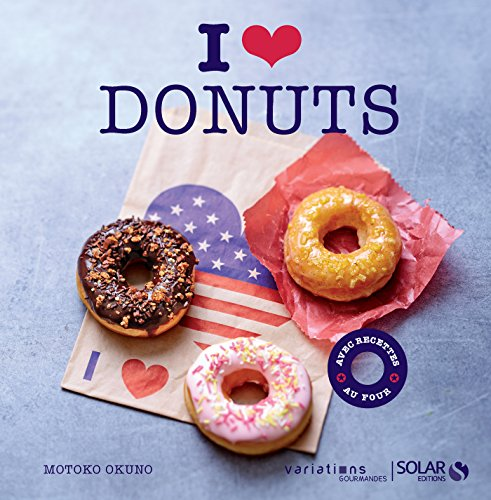 I love Donuts - Variations gourmandes par Lelia SAKAI-YAJIMA