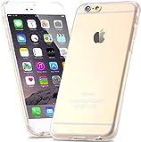 SDTEK iPhone 6 Plus / 6s Plus Hülle Case Schutzhülle Crystal Durchsichtig Silikon TPU Transparent Cover Bumper