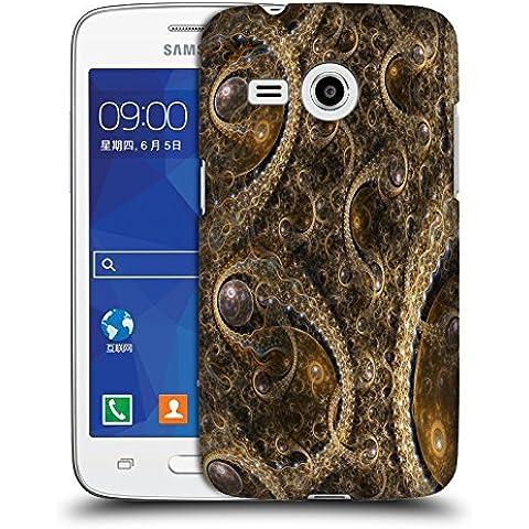 Ufficiale Sven Fauth Mondo Perlato Frattali 2 Cover Retro Rigida per Samsung Galaxy Core Mini