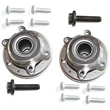 Radnabe mit Radlager vorne für VW Tiguan 1,4 bis 2,0L ab Bj.2007 Radlagersatz