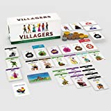 Image for board game Sinister Fish Games SIF00030 Villagers, Mixed Colours