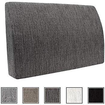 sabeatex® Rückenkissen, Keilkissen für Couch und Sofa