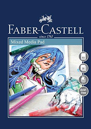 Bloc de dibujo Faber-Castell A5