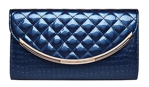 Frau Mädchen Paket Schultertasche Messenger Bag Kleinen Quadratischen Paket Handtaschen,1-OneSize Laidaye