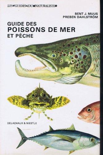 Guide des poissons de mer et pêche