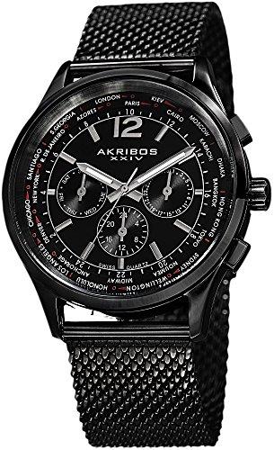 Akribos AK716BK - Reloj para Hombres
