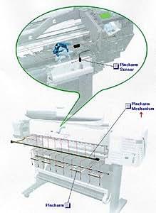 HP C7770–60015–pinch-lift Mécanisme 106,7cm–Fabricant: Noir