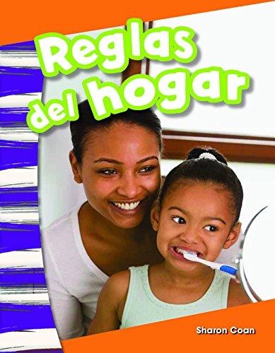Reglas del Hogar (Rules at Home) (Spanish Version) (Kindergarten) (Primary Source Readers) por Sharon Coan