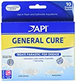 API General Cure Powder Treat Wide Variety Parasitic Diseases Velvet 10 Pack