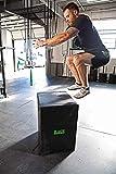 Rage Fitness 3in 1Soft Cube PLYOMETRIC Jump Box