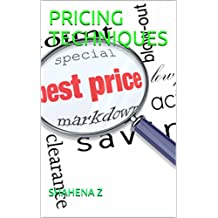 PRICING TECHNIQUES (English Edition)