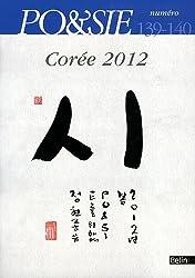 Poésie n. 139-140 - spécial Corée