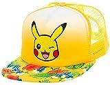 Pokemon Cap Pikachu Mütze Trucker Baseball Snapback Pokémon Schirmmütze Kappe