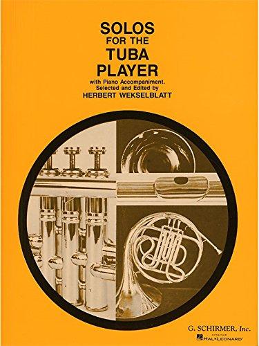 Solos For The Tuba Player. Für Tuba, Klavierbegleitung
