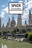Spain 2019 Planner: Spanish Theme Weekly Planner and Journal - Schedule Organizer - 6'x9' 100 Pages Journal (Spain 2019 Planner Series - Volume 9)