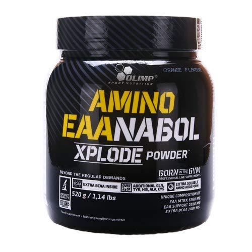 Olimp Amino EAAnabol Xplode, Dose-Fruit-Punch, 520 g