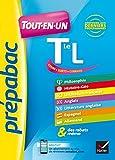 Prépabac Tout-en-un Tle L : tout pour réviser le Bac L (French Edition)