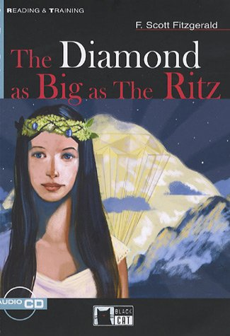 The diamond as big as The Ritz. Con CD Audio (Reading and training)