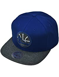 finest selection e732a 2f46c Mitchell   Ness Golden State Warriors Snapback Cap