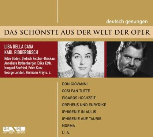 Das Schönste Aus Der Welt Der Oper - Don Giovanni, Cosi Fan Tutte U.A.