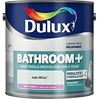 Dulux Bathroom+ Soft Sheen 2.5L Jade White (180922)