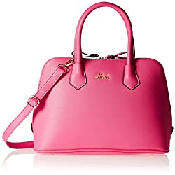 Lavie Women's Handbag (Fushia)