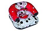 Disney, Mickey Mouse 46166-S Strandsitz, aufblasbar, PVC, Rot/Weiß / Schwarz, Einheitsgröße