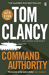 Command Authority (Jack Ryan Book 9)