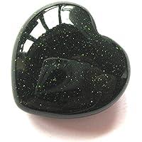 Herz Grünfluss (Kunstglas) 30 mm preisvergleich bei billige-tabletten.eu
