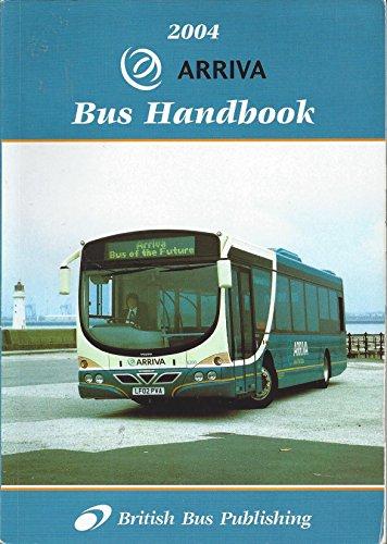 Arriva Bus Handbook (Bus Arriva)
