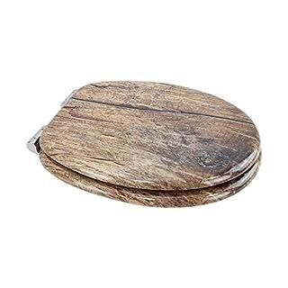 Klobrille Mit Absenkautomatik Holz Heimwerker Markt De